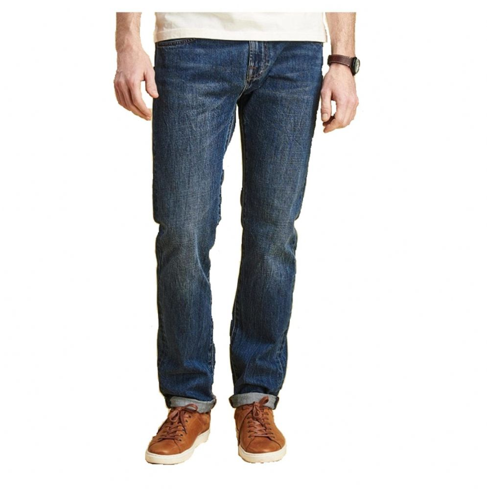 BARBOUR Heavy Wash Regular Fit Jean